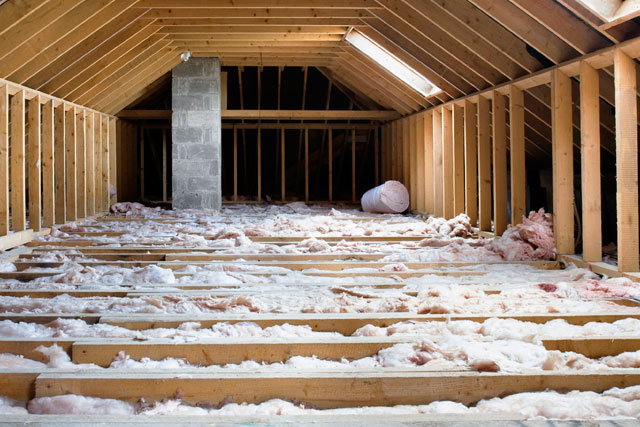 Insulation & Air Sealing