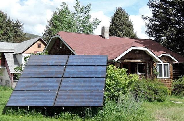 Consider going solar