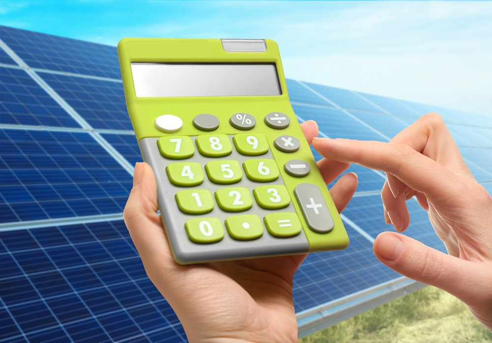 What does solar cost?